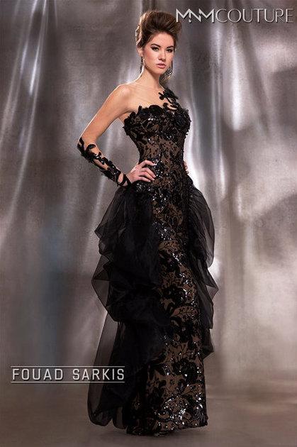 Mnm Couture Fouad Sarkis 2117 House Of Joy Couture