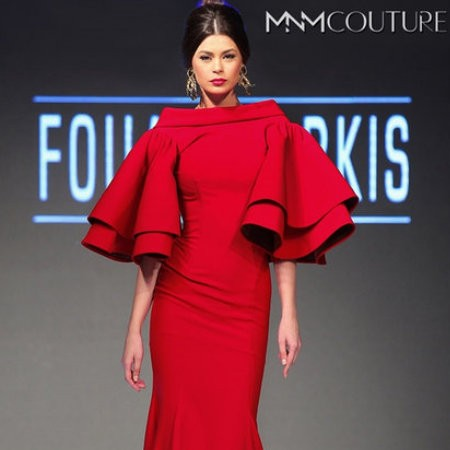 2ce89c1d38a Fouad Sarkis Evening Dress – MNM Couture 2284 – House of Joy Couture