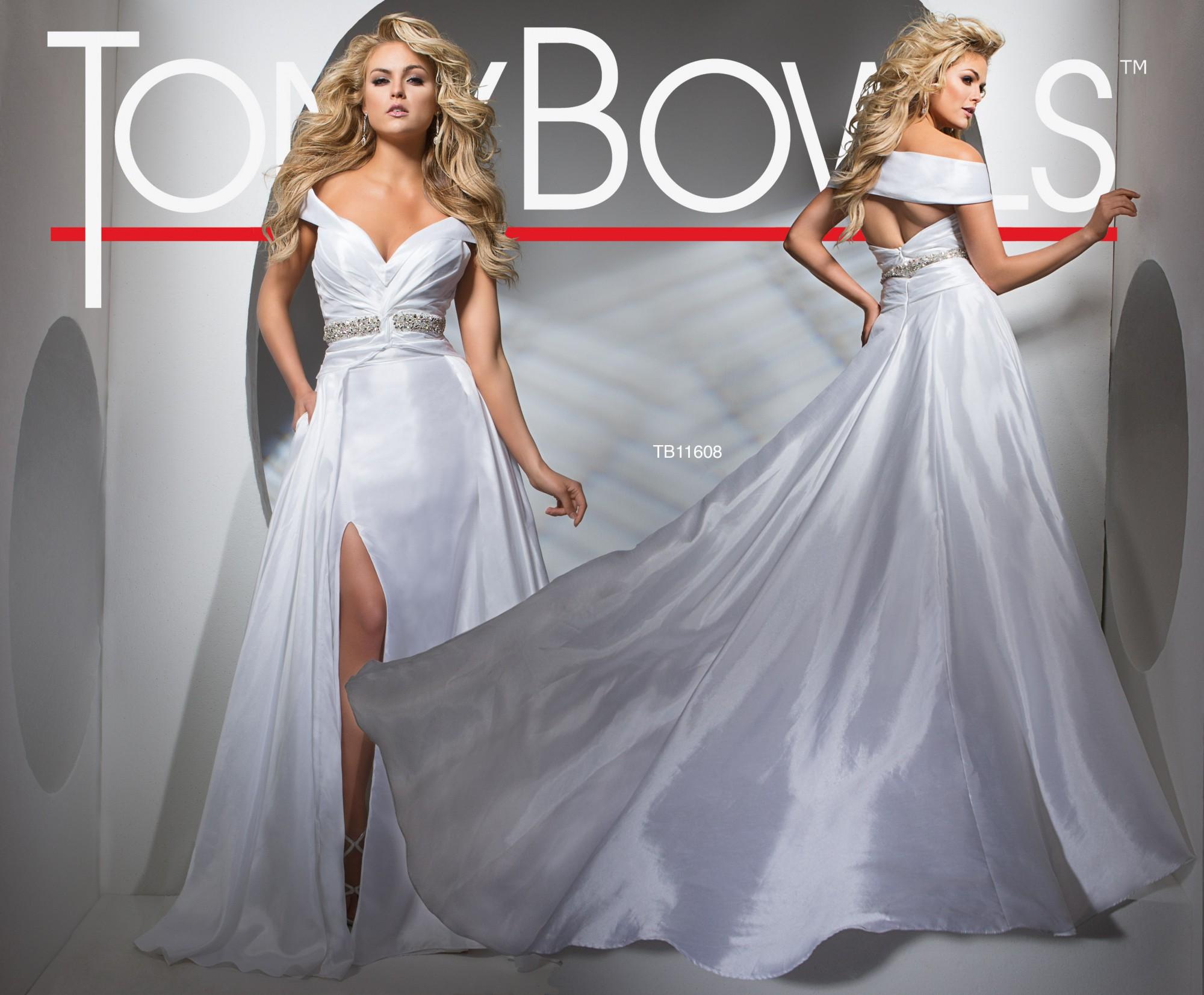 Tony Bowls White