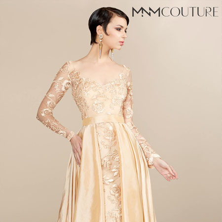 Mnm couture m0019 house of joy couture for House of couture